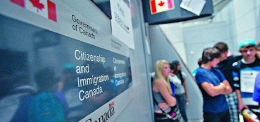 الهجرة من المغرب إلى كندا